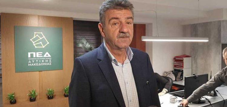 Γ. Δασταμάνης: «Συντάσσομαι με τους δημάρχους που αποχώρησαν και προτείνω τον Βασίλη Γιαννάκη ως εκπρόσωπο στη διυπουργική»