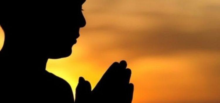 Η προσευχή (του Καλογιάννη)