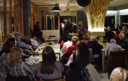 Σε σύσκεψη στη Φλώρινα για «την πάλη των γυναικών στη σύγχρονη εποχή» μίλησε η Αλέκα Παπαρήγα (pics)