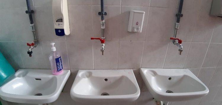 Αντικατάσταση υδραυλικής εγκατάστασης στο 3ο δημοτικό σχολείο Φλώρινας