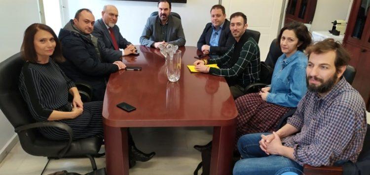Συνάντηση του Δημάρχου Φλώρινας με τον Δήμαρχο Veles (pics)