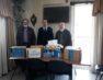 Δωρεά αναλώσιμων υλικών από τον Σύλλογο Πολυτέκνων στη Διεύθυνση Αστυνομίας Φλώρινας
