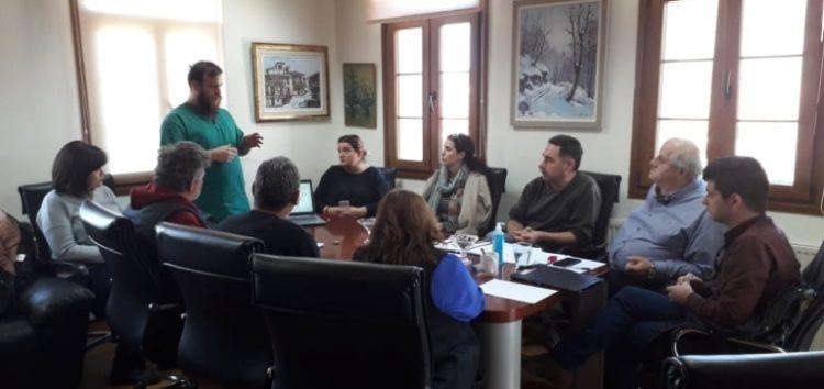 Σύσκεψη για τον Κορωνοϊό Covid-19 στον Δήμο Πρεσπών – Κλειστές οι δομές εκπαίδευσης και άθλησης για 14 ημέρες