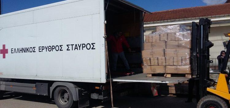 Ολοκληρώθηκε η δράση της ΠΕΔ Δυτικής Μακεδονίας για την αποστολή βοήθειας προς την Αλβανία