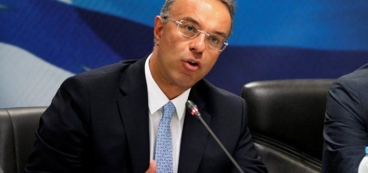 Σταϊκούρας: 283 εκατ. ευρώ στη Δυτική Μακεδονία για στήριξη της οικονομίας