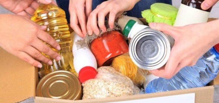 Συλλογή τροφίμων από τον σύλλογο «Νέοι Ορίζοντες» Σιταριάς