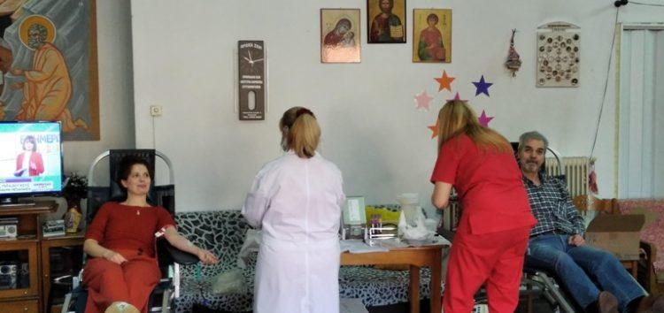 Πραγματοποιήθηκε η τακτική αιμοδοσία του Δικηγορικού Συλλόγου Φλώρινας (pics)
