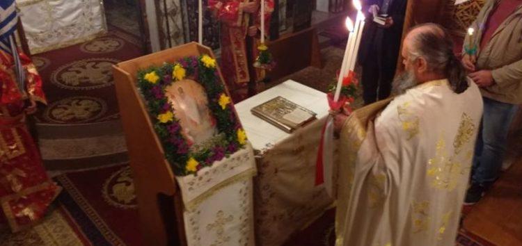 Η Ανάσταση στην κοινότητα Αχλάδας (video, pics)