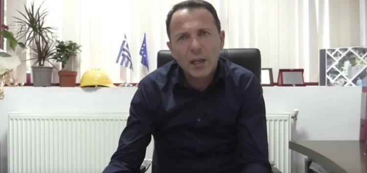 Μήνυμα του προέδρου του Εργατικού Κέντρου Φλώρινας για την Εργατική Πρωτομαγιά (video)