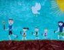 Νέα διάκριση για το Παιδικό Τμήμα Ζωγραφικής της Λέσχης Πολιτισμού Φλώρινας με διδάσκουσα την εικαστικό Δήμητρα Ξενάκη