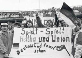 Τείχος του Βερολίνου και «Familienfest». Οι σχέσεις Χέρτα και Ουνιόν