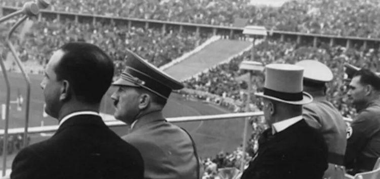 Η μόνη φορά που ο Χίτλερ πήγε σε αγώνα και ο ήρωας Λαντάουερ