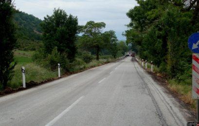 Βελτίωση οδικής ασφάλειας Εθνικού – Επαρχιακού Οδικού Δικτύου Π.Ε. Φλώρινας