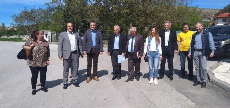 Επίσκεψη στις κοινότητες Κέλλης και Βεύης πραγματοποίησε ο Περιφερειάρχης Δυτικής Μακεδονίας Γιώργος Κασαπίδης (pics)