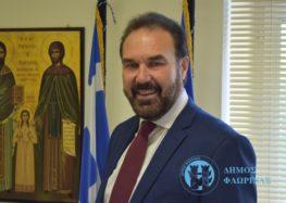 Σημαντικές συναντήσεις του Δημάρχου Φλώρινας στην Αθήνα με κυβερνητικά στελέχη