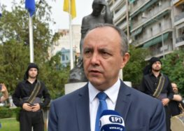 Θ. Καράογλου: «Διατηρούμε άφθαρτη τη μνήμη της Γενοκτονίας του Ποντιακού Ελληνισμού»