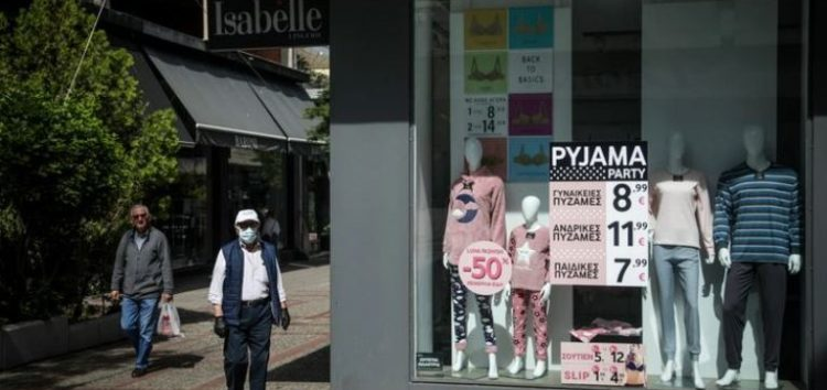 Ποια καταστήματα ανοίγουν τη Δευτέρα 11 Μαΐου – Επιστρέφουν στα σχολεία οι μαθητές