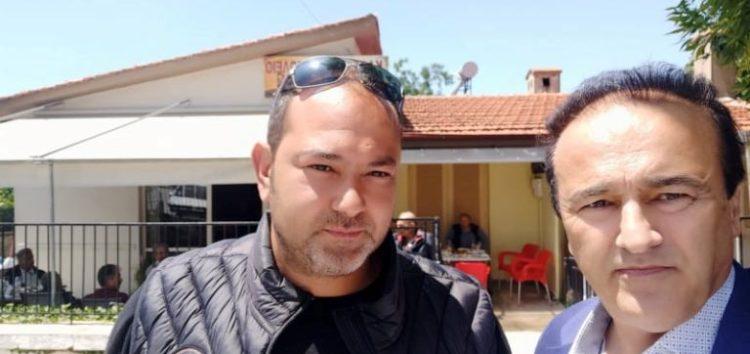 Την κοινότητα Καυκάσου επισκέφτηκε ο βουλευτής Γιάννης Αντωνιάδης