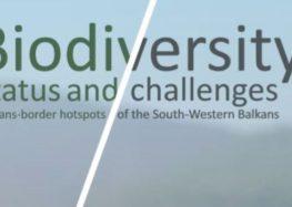 Ολοκληρώθηκε η συγγραφή του βιβλίου με τίτλο «Κατάσταση και προκλήσεις για τη βιοποικιλότητα σε κρίσιμες περιοχές στα Νοτιοδυτικά Βαλκάνια»