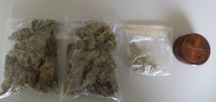 Σύλληψη 46χρονου σε περιοχή της Φλώρινας για κατοχή ναρκωτικών ουσιών