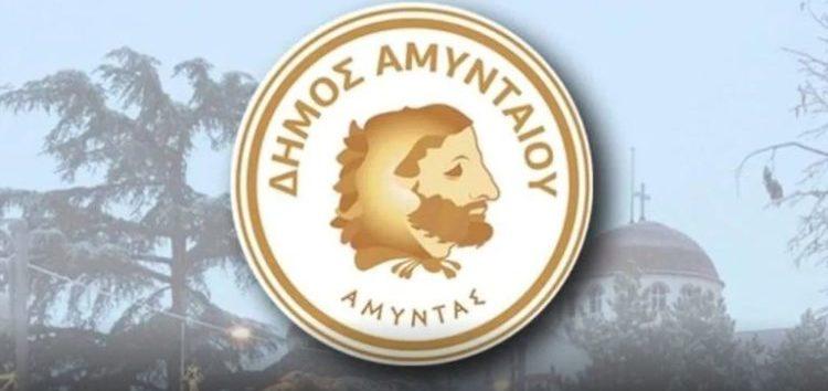 Δήμος Αμυνταίου: Αναστολή διαδικασίας νέων αιτήσεων για δικαιούχους του Κοινωνικού Παντοπωλείου