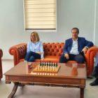 Επίσκεψη της προέδρου του Κινήματος Αλλαγής Φώφης Γεννηματά στο Πανεπιστήμιο Δυτικής Μακεδονίας