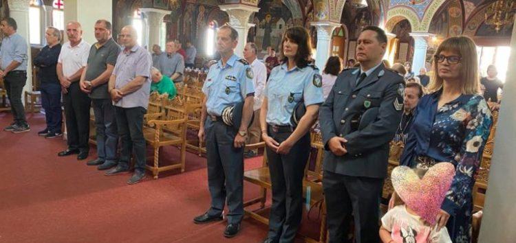 Τη μνήμη του Αποστόλου Παύλου γιόρτασε η Τοπική Διοίκηση Φλώρινας της Διεθνούς Ένωσης Αστυνομικών (pics)