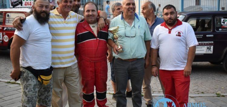 Ο Δήμος Φλώρινας υποδέχτηκε τους οδηγούς του 4ου Prespes 4×4 Off Road Trip (video, pics)