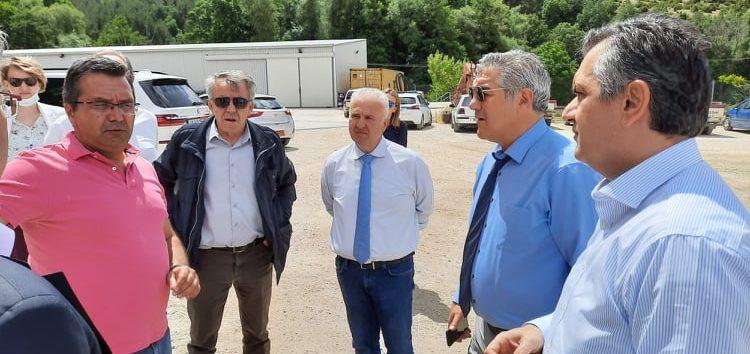 Από τη Φλώρινα ξεκίνησε το πρόγραμμα επισκέψεων της δεύτερης εβδομάδας στη Δυτική Μακεδονία ο Κωστής Μουσουρούλης (pics)