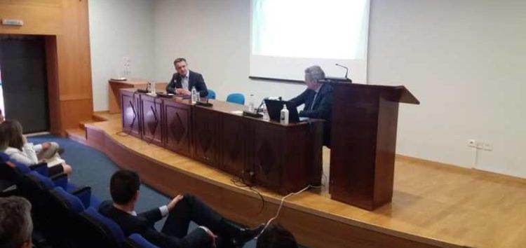 Η πρώτη μέρα της επίσκεψης του Συντονιστή του Σχεδίου Δίκαιης Αναπτυξιακής Μετάβασης Κωνσταντίνου Μουσουρούλη στη Δυτική Μακεδονία
