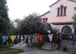 Τα ιερά λείψανα του Οσίου Δαυίδ στον Ιερό Ναό Αγίας Ειρήνης Μελίτης