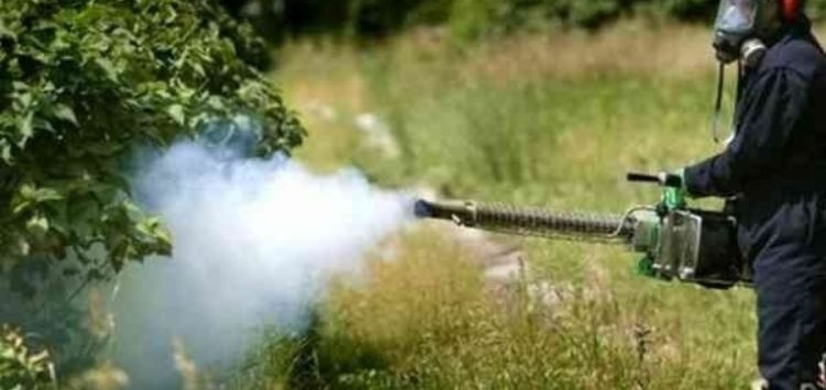 Πρόγραμμα ψεκασμών για την καταπολέμηση των κουνουπιών στη Δυτική Μακεδονία