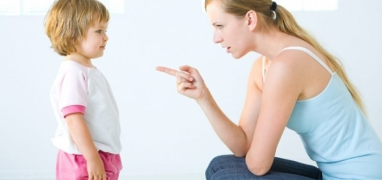 Να βάζουμε το παιδί μας τιμωρία;