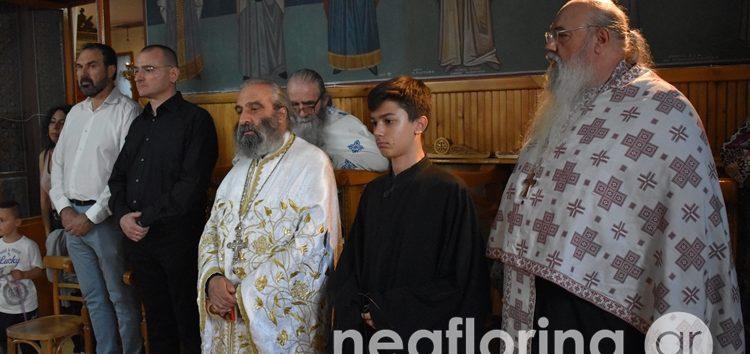 Η ακολουθία του Ακάθιστου Ύμνου στον Ιερό Ναό Αγίου Γεωργίου Φλώρινας (video, pics)
