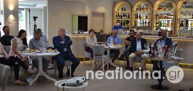 Θεόδωρος Καράογλου: Να προωθήσουμε τα κρασιά Φλώρινας και Αμυνταίου σε όλο τον κόσμο (video, pics)