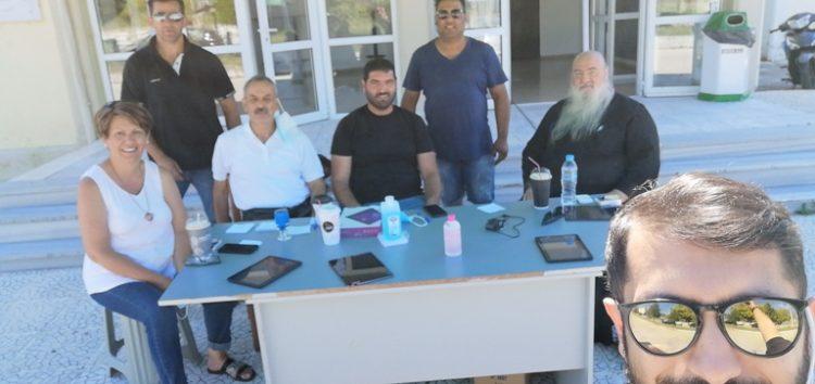Ευχαριστήριο του προέδρου της Κοινωφελούς Επιχείρησης Δήμου Φλώρινας