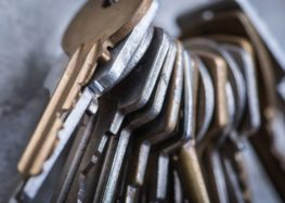 Χάθηκε μπρελόκ με κλειδιά