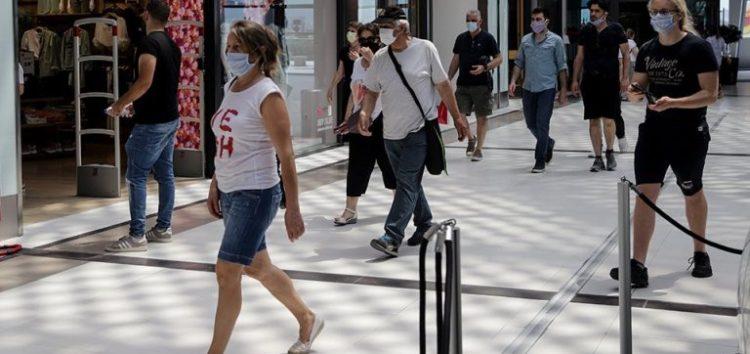 Υποχρεωτική η μάσκα στο Δημόσιο – Τι ισχύει για επιχειρήσεις και καταστήματα – Ολόκληρος ο κατάλογος