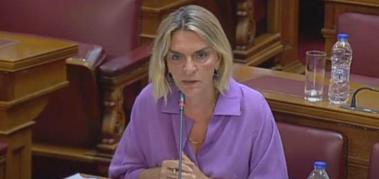 Π. Πέρκα: Υπάρχει ένα αλαλούμ στη διαχείριση των θεμάτων που προκύπτουν από την πανδημία. Δεν φαίνεται ότι η κυβέρνηση πορεύεται με ένα σχέδιο (video)