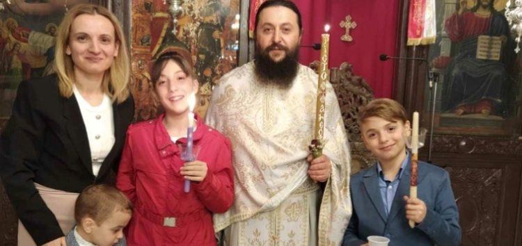 Πρεσβυτέρα αρίστευσε στις πανελλήνιες εξετάσεις – Σύζυγος του εφημέριου της Κέλλης και μητέρα τριών παιδιών