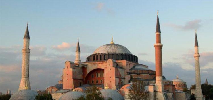 Γεωπολιτική: Η απόφαση της Άγκυρας για την Αγία Σοφία