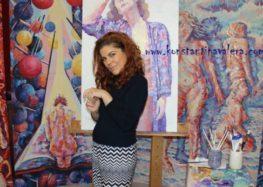 Κωνσταντίνα Βαλερά: «Η δημιουργία υπάρχει στη ζωή μου από τότε που θυμάμαι τον εαυτό μου»
