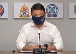 Υποχρεωτική η χρήση μάσκας σε όλους τους κλειστούς χώρους