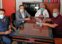 Σύσκεψη στο νοσοκομείο Φλώρινας συγκάλεσε ο βουλευτής Γιάννης Αντωνιάδης