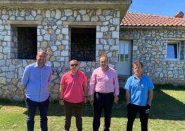 Ο βουλευτής Γιάννης Αντωνιάδης επισκέφτηκε την κοινότητα Φλαμπούρου (pics)