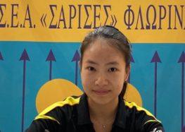 Σάρισες: Ανανέωση συνεργασίας με την Yuhua Liu