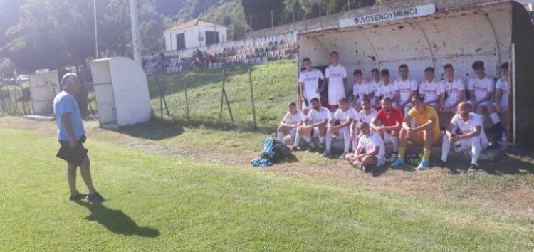 Πρώτο δείγμα θετικό για την ανανεωμένη ομάδα του ΠΑΣ Φλώρινα