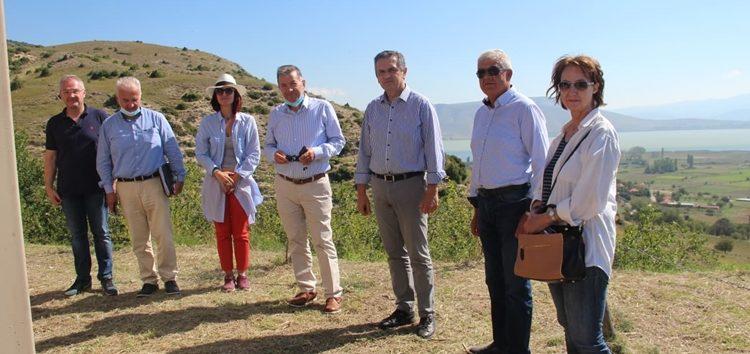 Επίσκεψη του Περιφερειάρχη Γ. Κασαπίδη στον δήμο Αμυνταίου (pics)
