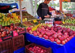 Βελτίωση θέσης λαϊκών αγορών δήμου Αμυνταίου