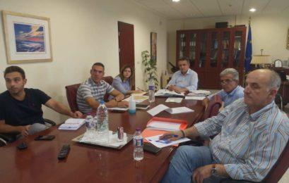 Γ. Κασαπίδης: Κινητικότητα για Περιφερειακό χωροταξικό, καταρροϊκό και επενδύσεις